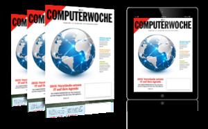 Computerwoche - Foto Zeitschrift